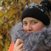 Взгляд Осени :: Вика Гонтарева