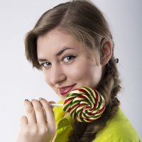 Сладкая девушка :: Виктор Зенин