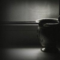 Старая чашка (вар. 2) :: Валерия  Полещикова
