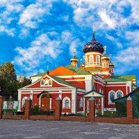 Церковь :: Геннадий Хоркин