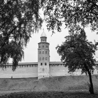 Сторожевая башня Кукуй. :: Виктор Орехов
