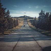 Саур могила ДНР :: Никита Захаров