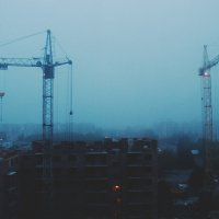Враннішній туман :: Анна Сухомлин