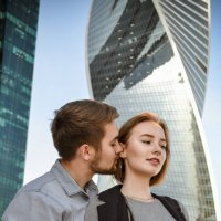 Андрей и Катя :: Дарья Богун