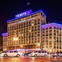 Ночной Киев :: Богдан Петренко