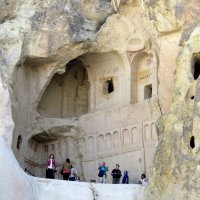 Пещерные церкви Каппадокии :: Маргарита