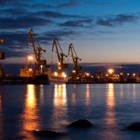 Морской порт :: Кирилл Колосов