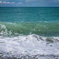 Море волнуется раз... :: Ева Олерских