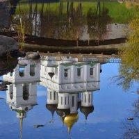 Утонувшие купола :: Наталья Левина