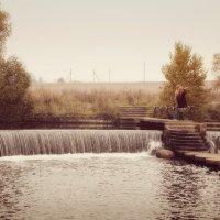 И время замерло и эта осень их околдовала... :: Инна Малявина