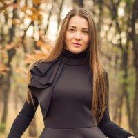 Осенний портрет :: Андрій Мартинюк