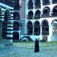 будни монастыря :: oxana