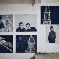 Выставка Loft Project ETAGI :: Christine Chuprakova