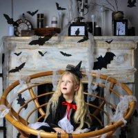Хеллоуин.Настёна :: Katerina Lesina