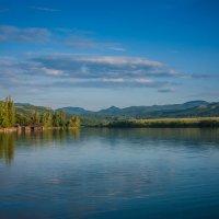 озеро Тайган :: Евгений Зинченко