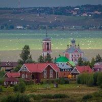 Вид с колокольни. :: Светлана Сухова