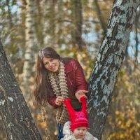 Вероничка с мамой :: Сергей