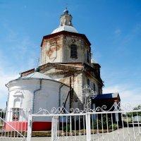 Церковь Св.Троицы. :: Aлександр **