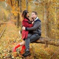 Love Story. Саша и Таня :: надежда корсукова