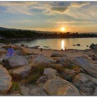 Пляж Кариди :: Детский и семейный фотограф Владимир Кот