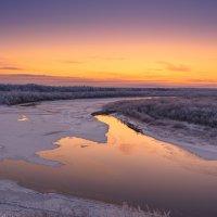 Раннее утро :: Олег Кулябин
