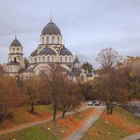 Знаменская церковь. Вильнюс :: Виктор (victor-afinsky)