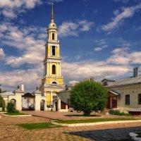 Коломна. Церковь Иоанна Богослова.Усадьба Лажечниковых :: mila