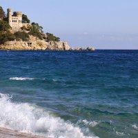 .«Остров на море лежит, Град на острове стоит» © А.С.П. :: Alexandr G