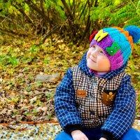 Вся радость жизни умещается в улыбке ребенка! :: Наталья Александрова