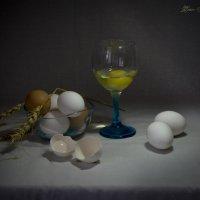 Может разбиться, Может и вариться, Если хочешь — в птицу Может превратиться. :: Оксана Евкодимова