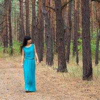 В лесу :: Оксана Демидова