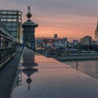 И вечер течёт, как река :: Ирина Данилова