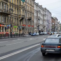 Улица Марата :: Юрий Тихонов