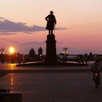 Пётр I :: Александр Алексеев