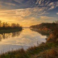 Ноябрь на Клязьме... :: Roman Lunin