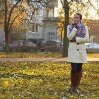 В парке :: Максим Ноздрачев