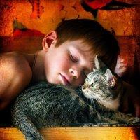 Хранительница снов :: Виктория Воробьева (Wish)