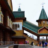 Царский дворец. :: Oleg4618 Шутченко
