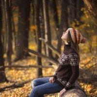 ...слушая лес... (Холодный октябрь 15-го) :: Igor Veter