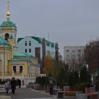 Прогулка по Москве. :: Лара ***