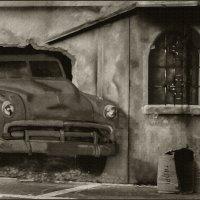 Машина времени или жажда к жизни! :: Shmual Hava Retro