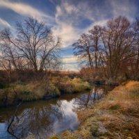 Ноябрь малых рек... :: Roman Lunin