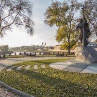Памятник Андрею Первозванному :: Evgeny St.