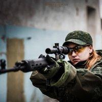 Снайпер :: Сергей Бутусов