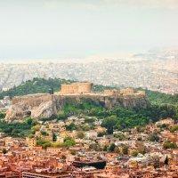 Акрополь, Афины :: Ольга Кан