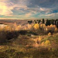 Осенние дали :: Валерий Талашов