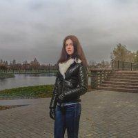 Осенний портрет :: Виктор Веденяпин