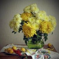 Цветы осени :: Татьяна Ким