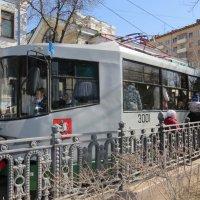 Новые трамваи :: ИРЭН@ Комарова