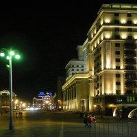 Огни Москвы. :: Oleg4618 Шутченко
